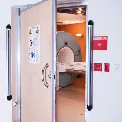 Portiques Ferromagnétiques IRM
