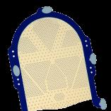 RT-1889KYSD Fibreplast_Variable Perf_Head-Only_S-Frame_Portrait-625_0